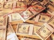 Rahaa huijaamalla